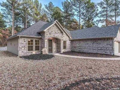 Bismarck, Fountain Lake, Glenwood, Hot Springs Village, Magnet Cove, Malvern Single Family Home For Sale: 11 Gloria