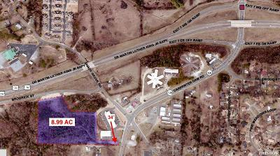 Garland County Commercial For Sale: Xxx Carpenter Dam Road
