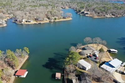 Garland County Single Family Home For Sale: 551 Charlie Stover Road