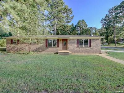 Hot Springs AR Single Family Home Active - Contingent: $139,900