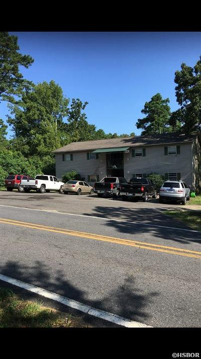 Hot Springs AR Commercial For Sale: $225,000