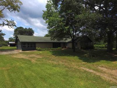 Bismarck, Fountain Lake, Glenwood, Hot Springs Village, Magnet Cove, Malvern Single Family Home For Sale: 615 Highway 283