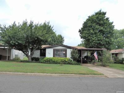 Garland County Single Family Home Active - Contingent: 107 Valiant Street