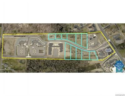 Garland County Commercial For Sale: Lot 8 Sawtooth Oak Street