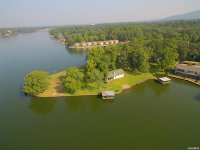 Hot Springs Residential Lots & Land For Sale: 134 Horseshoe Point