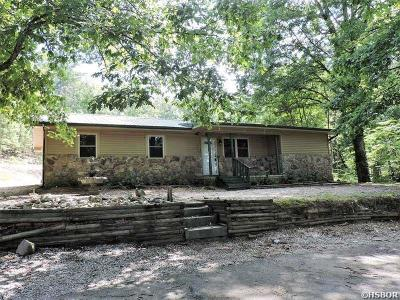 Garland County Single Family Home For Sale: 922 Highway 128
