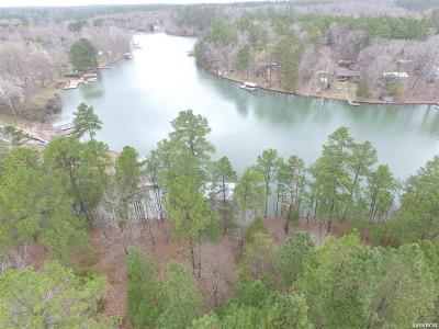 Hot Springs Residential Lots & Land For Sale: Lots 17-18 Lake Forest Shores Drive