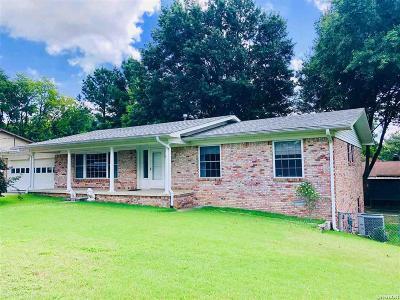 Hot Springs Single Family Home For Sale: 106 Bob-O-Link Circle