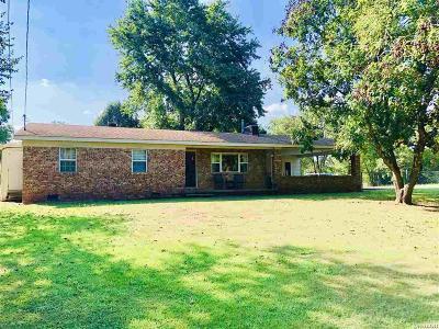 Hot Springs Single Family Home For Sale: 105 Fran Street