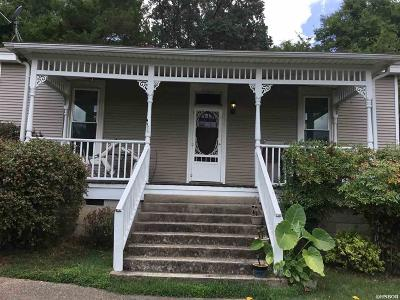 Hot Springs AR Single Family Home Active - Contingent: $149,900