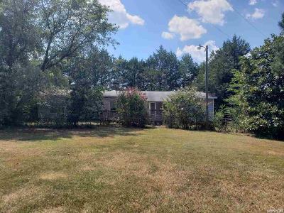 Bonnerdale Single Family Home For Sale: 121 Suit Lane