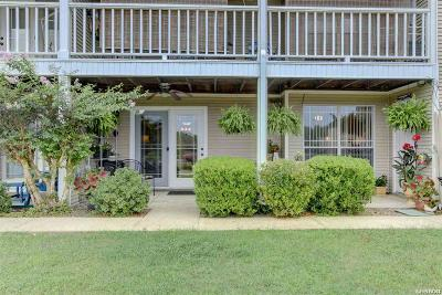 Garland County Condo/Townhouse Active - Contingent: 472 Catherine Park Road #G &