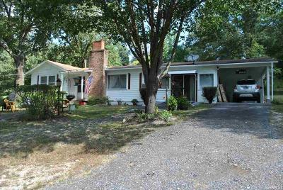 Single Family Home For Sale: 806 N Moore Road
