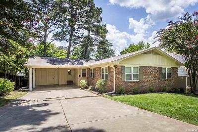 Single Family Home Active - Contingent: 6713 Brentwood