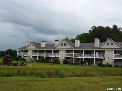 Garland County Condo/Townhouse For Sale: 472 Catherine Park Road #C &
