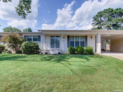 Bonnerdale, Hot Springs, Hot Springs Nat'l Park, Pearcy Single Family Home For Sale: 304 Hermlee