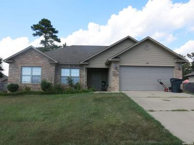 Garland County Single Family Home For Sale: 112 Durham Loop