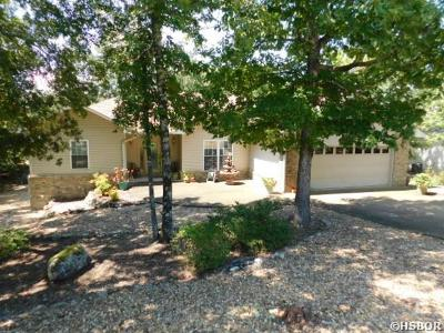 Bismarck, Fountain Lake, Glenwood, Hot Springs Village, Magnet Cove, Malvern Single Family Home For Sale: 109 Cifuentes