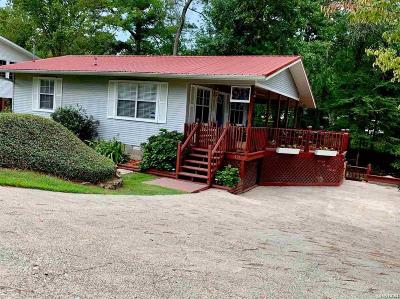 Garland County Single Family Home For Sale: 121 Fishing Lane