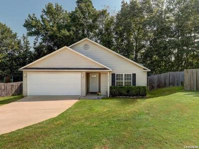 Single Family Home For Sale: 180 Leatherwood Loop
