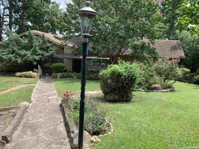 Hot Springs AR Single Family Home For Sale: $979,000