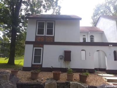 Hot Springs Village AR Condo/Townhouse For Sale: $68,000