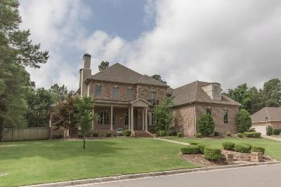Hot Springs Single Family Home For Sale: 205 Glenmere