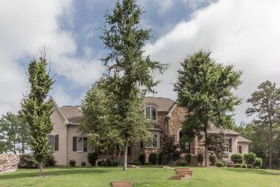 Hot Springs Single Family Home For Sale: 302 Oak Shores Circle