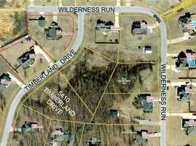 Residential Lots & Land For Sale: 5410 Timberland Drive