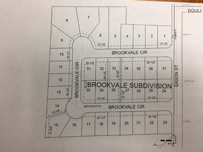 Residential Lots & Land For Sale: 109 Brookvale Circle