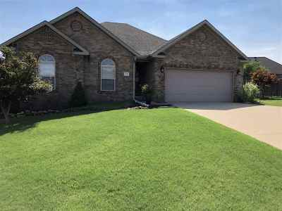 Single Family Home For Sale: 4421 Stoney Drive