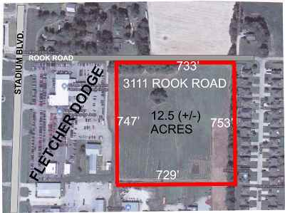 Residential Lots & Land For Sale: 3111 Rook Road