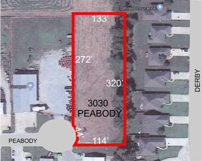 Residential Lots & Land For Sale: 3030 Peabody