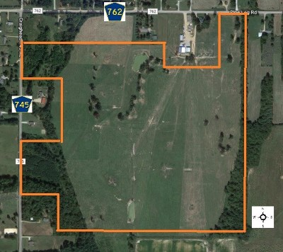 Farm For Sale: 132 Acres Cr 762 (Pine Log Rd)