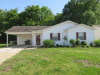 Single Family Home For Sale: 3702 Shelby Dr