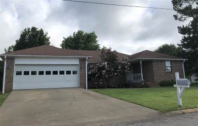 Paragould AR Single Family Home For Sale: $151,900