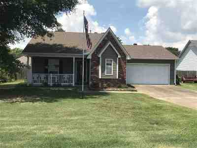 Single Family Home For Sale: 1703 Crepe Myrtle Dr.
