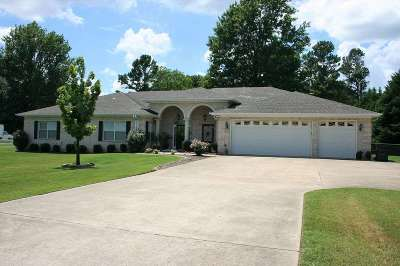 Single Family Home For Sale: 1725 Paragould Drive