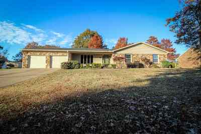 Single Family Home For Sale: 1803 Sara Ann Circle