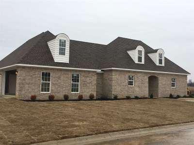 Brookland Single Family Home For Sale: 101 Eva Drive