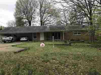 Jonesboro Single Family Home For Sale: 2913 Casey Springs Rd