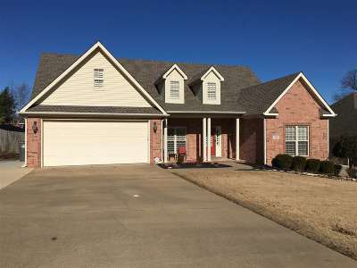 Jonesboro AR Single Family Home For Sale: $259,900