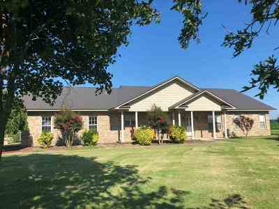 Craighead County Single Family Home Active-Contingency: 42 County Road 826