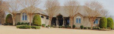 Jonesboro Single Family Home For Sale: 2902 Ridgepointe Drive