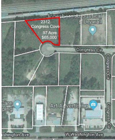 Residential Lots & Land For Sale: 2312 Congress Cove