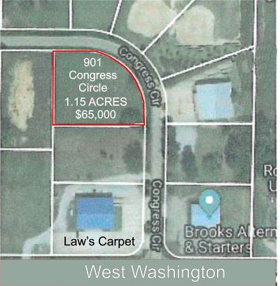 Residential Lots & Land For Sale: 901 Congress Circle