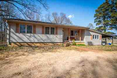 Brookland Single Family Home For Sale: 1922 Cr 762
