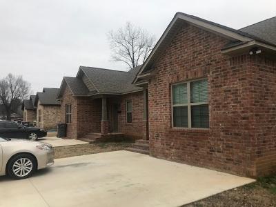 Jonesboro Multi Family Home For Sale: 301 Chestnut #305 Ches