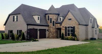 Jonesboro Single Family Home For Sale: 4901 Darr Hill