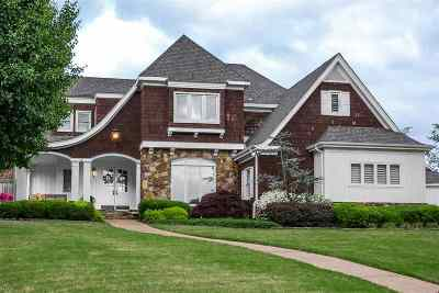 Jonesboro Single Family Home For Sale: 2906 Audubon Court